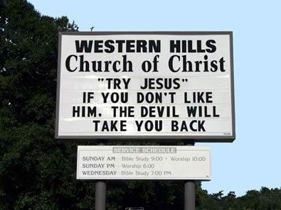 Fotografías religiosas curiosas