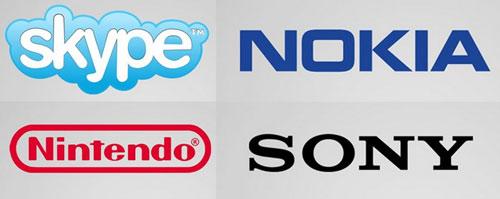 Origen de los nombres de empresas de tecnología