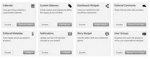 Edit Flow, plugin de WordPress de manejo editorial
