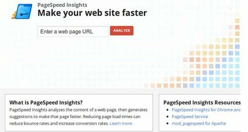 Como medir velocidad web