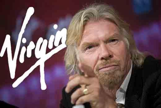 Conexiones fundamentales para Richard Branson