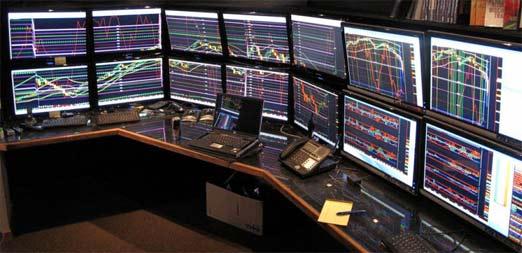 Monitores de Forex para determinar las subidas y bajadas
