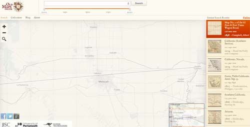Mapas Online