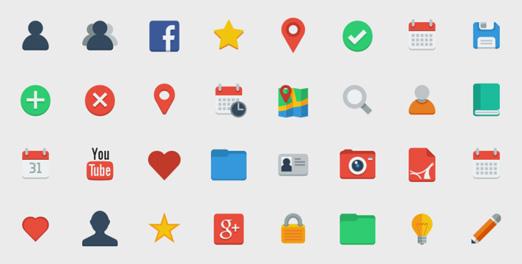 descarga de iconos gratis