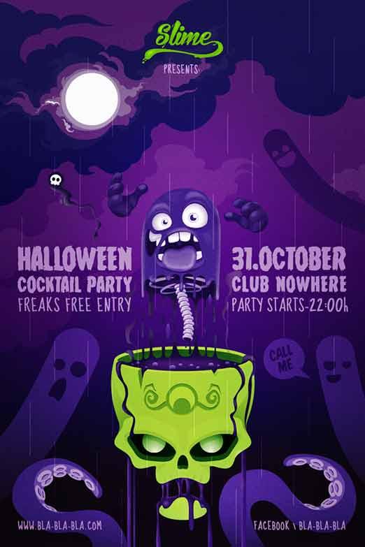 descagar poster  de halloween